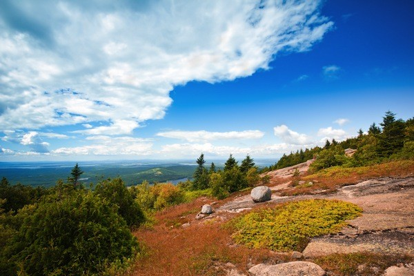 Acadia National park information