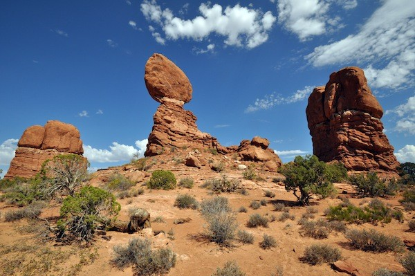 Arches national park information