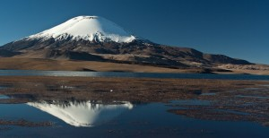 The most famous volcanoes