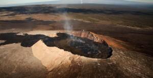 Kilauea Shield Volcano
