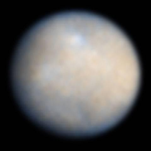 Dwarf planets information