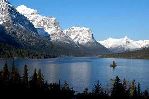 St. Mary Lake
