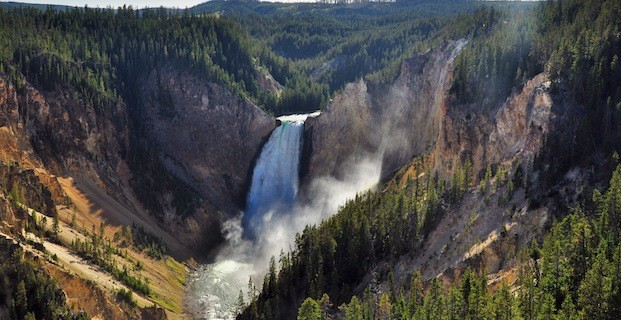 Lower Falls, Yellowstone National Park