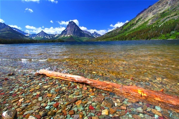 Glacier National Park Information