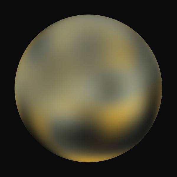 Pluto Facts and information