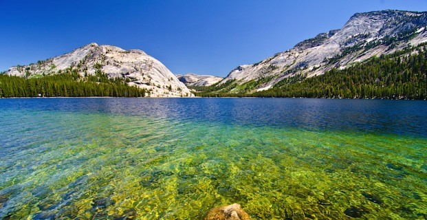 Tenaya Lake at Yosemite National Park