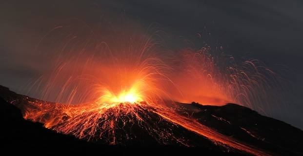 Facts about volcanoes