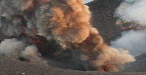 volcano consequences