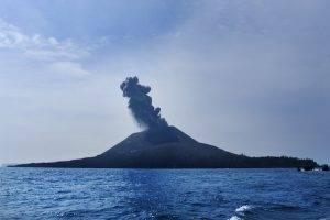 Volcano eruption facts
