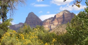 Zion Canyon facts