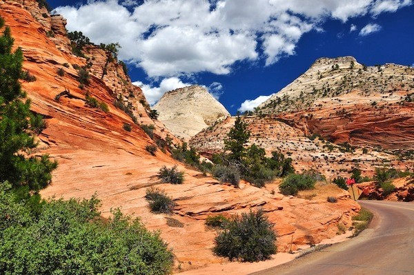 Zion National Park Facts