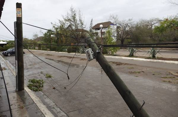 Damage Caused by Hurricanes