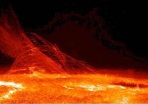 Stellar Flame