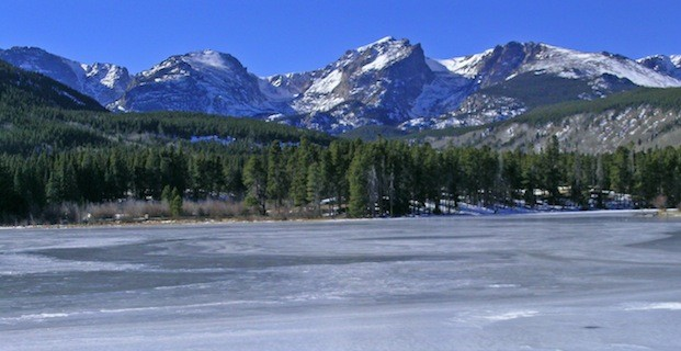 The Rocky Mountain National Park