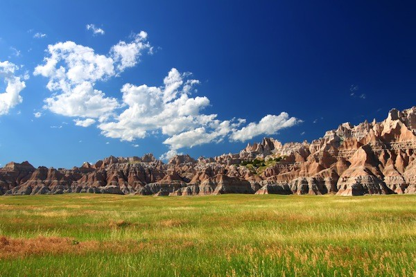 Badlands National Park Facts