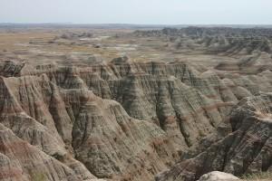 Badlands National Park Facts