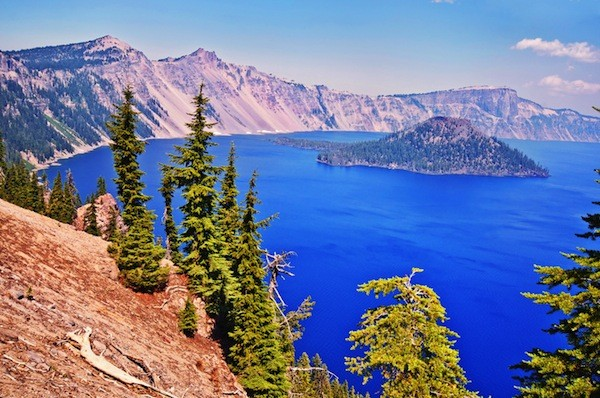 Crater Lake National Park Information