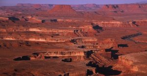 Canyonlands Park facts