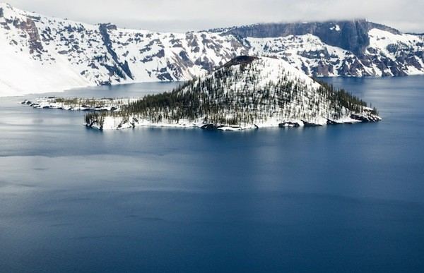 Crater Lake National Park Facts