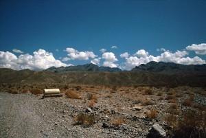 Radiator water tank in Death Valley Park / Photo taken by roger469