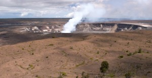 Hawaii Volcanoes national park picture