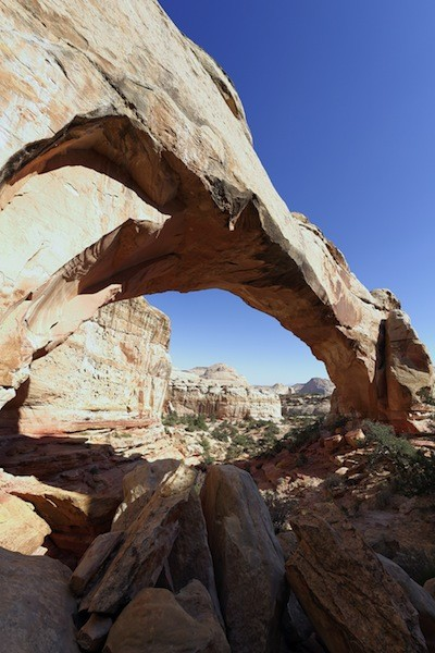 Capitol Reef National Park Information