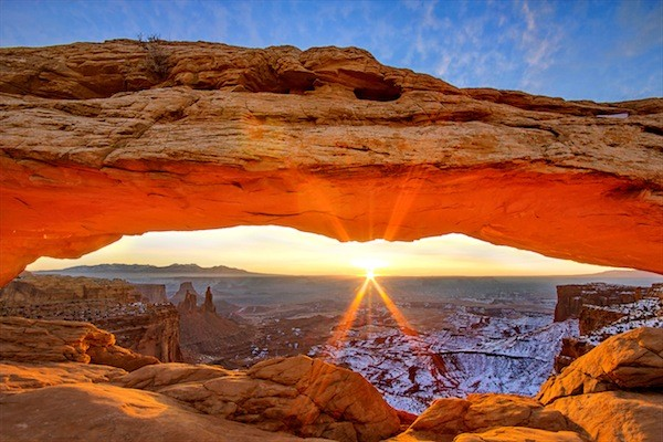 Canyonlands National park Facts