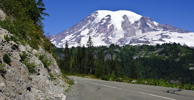 Mount Rainier National Park picture