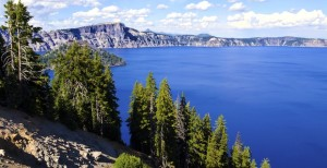 Crater Lake National park picture