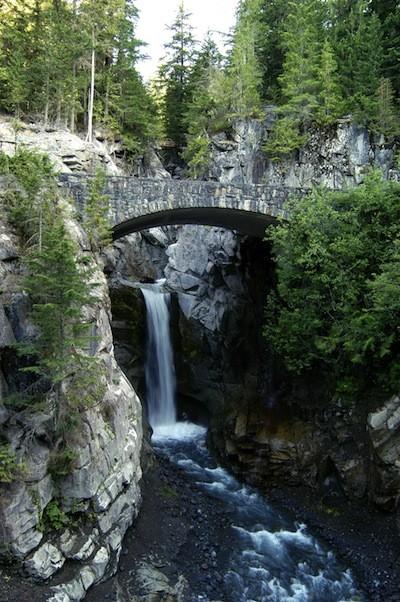 Mount Rainier National Park Facts