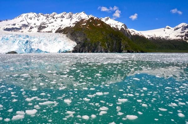 Kenai Fjords National Park facts