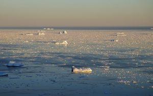 Properties of the Arctic Ocean.