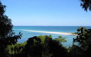 Madagascar. Waters of Indian Ocean.