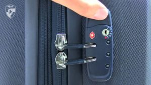 Travel Luggage with Lock