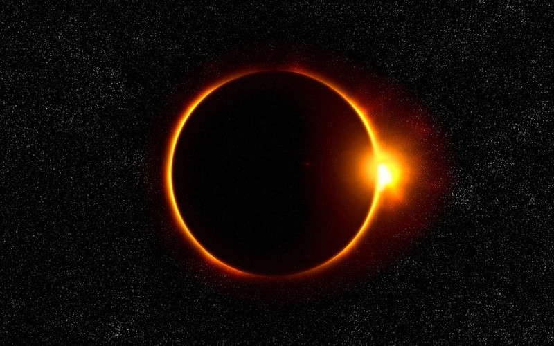How to Look at the Solar Eclipse Safely?