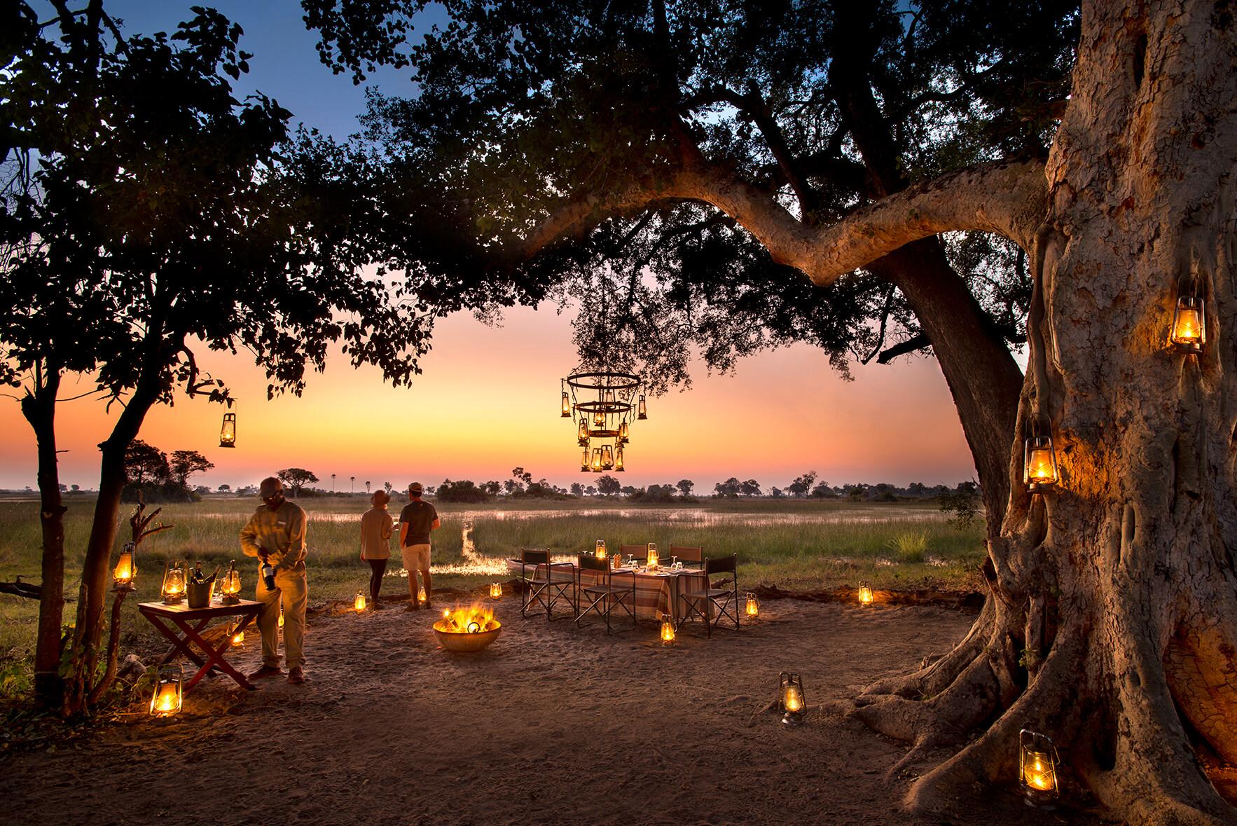 Risk of Travelling to Botswana