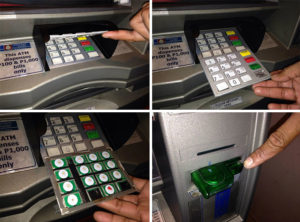 ATM Scams Tourists