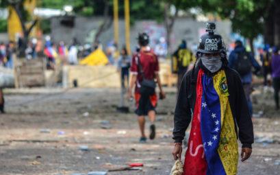 Venezuela Safety Index