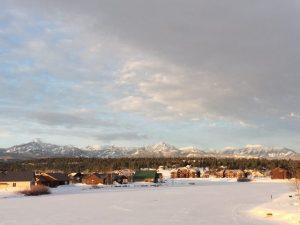 Winter in Pagosa Springs