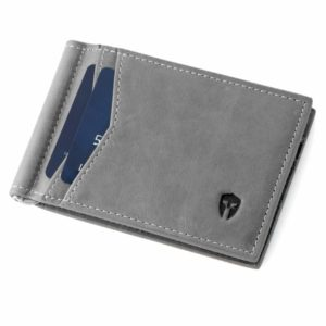 Leather Travel Safe RFID Blocking Wallet