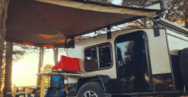 most affordable teardrop trailer
