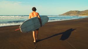 a costa rican surf trip