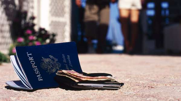 Steps to take when losing your passport abroad
