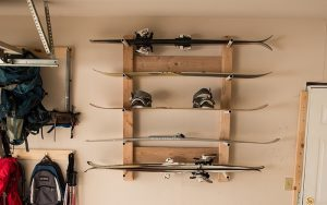 preparing your snowboard for summer storage