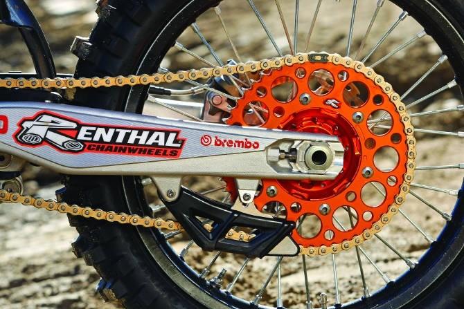 Dirt Bike Gearing