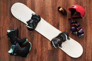 snowboarding checklist